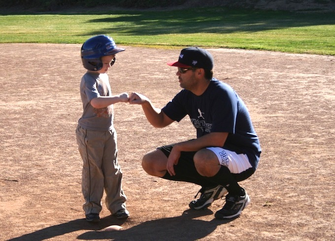 baseball-coach-fist-bump